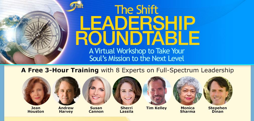 shift roundtable top banner
