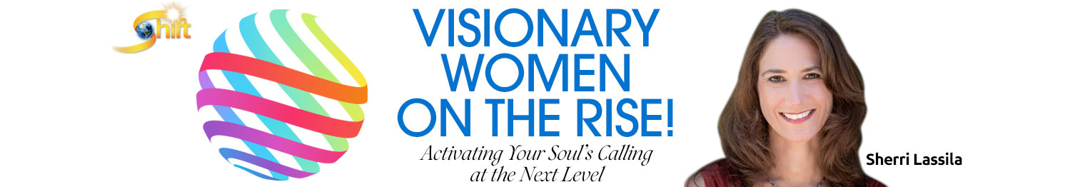 visionary women banner graphic